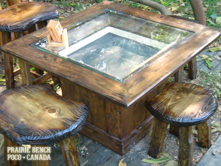 prairie bench glass sand table 2