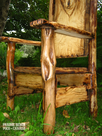 Prairie_Bench_wolf_throne_2