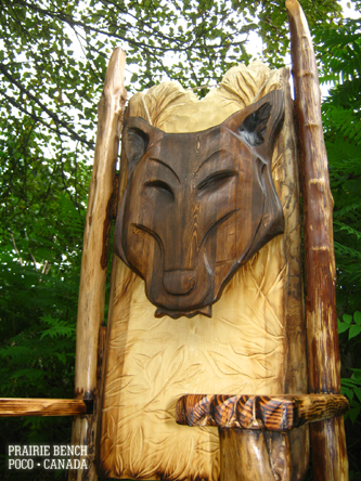 Prairie_Bench_wolf_throne_8