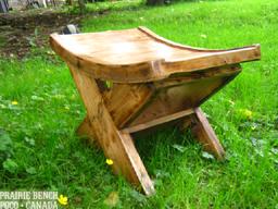 prairie_bench_western empire stool 1